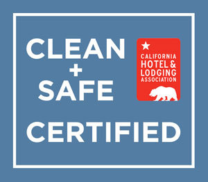 Clean + Safe Certified